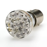 1157-R19W6: 1157 LED Bulb - Dual Intensity 25 LED Motorcycle Bulb