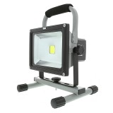 FLPB-CW120-20W: 20W Portable High Powered Rechargeable LED Work Light