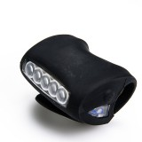 SG-F05: 7 LED Silicone Bicycle Light