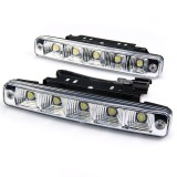 DRL-CW5-BM: High Power Top Mounted LED Daytime Running Light Kit