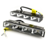 DRL-CW5-BM2: LED Daytime Running Light Kit with Dimming Function