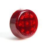 M5-x9: M5 series 2in Round LED Marker Lamp