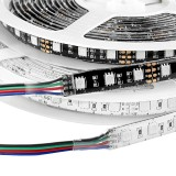WFLS-RGBX2: High Power RGB LED Weatherproof Flexible Light Strips - WFLS-RGBX2