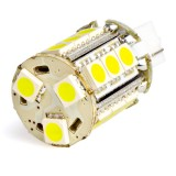 WLED-xWHP18-TAC: 194 LED Bulb - 18 SMD LED Wedge Base Tower