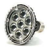 E27-xW8-DI: PAR30 LED Bulb, 7 LED