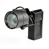 LED-TLF-DI: LED Track Light Fixture - Black