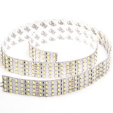4NFLS-x2160-24V-1M: 4NFLS-x2160-24V-1M series Quad Row High Power LED Flexible Light Strip 1m Sample