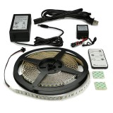 xNFLSK-W600-VCT: Variable Color Temperature Flexible Light Strip Kit with IR Remote