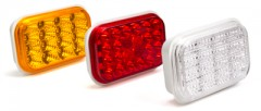 Rectangular Tail Lamps